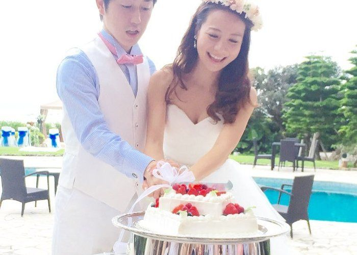 可愛らしい♡結婚式で真似したいケーキカットアイデア一覧♡ウェディング・ブライダルの参考に!