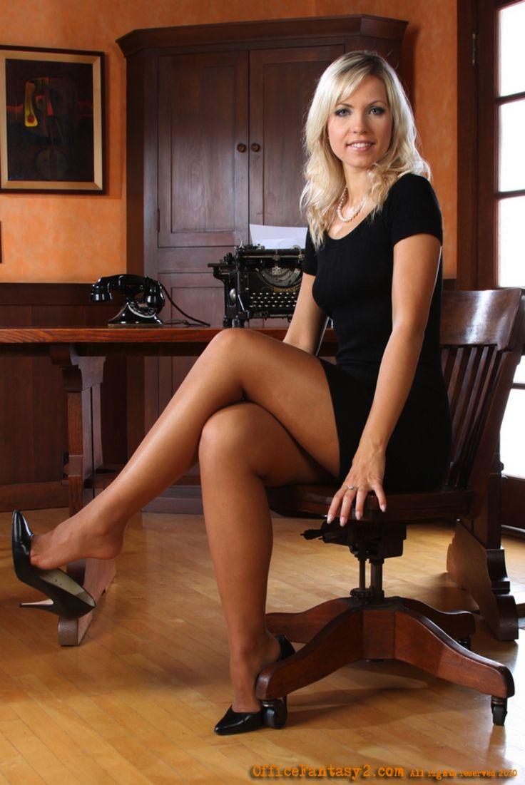 Kristi Hot Pantyhose 84