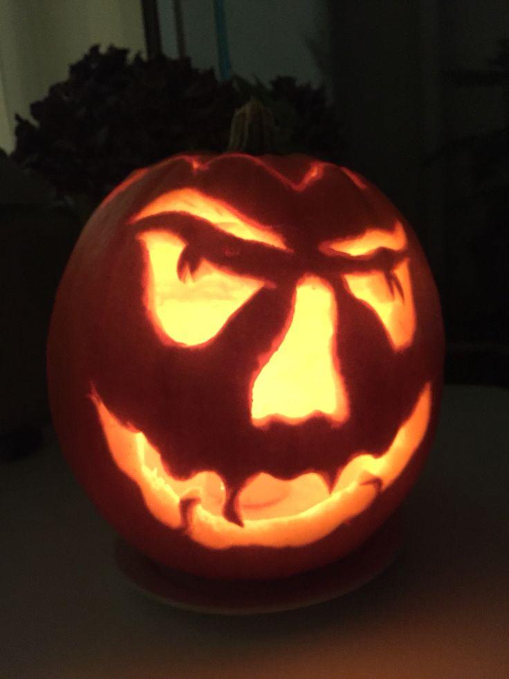 Halloween. Jack O'Lantern