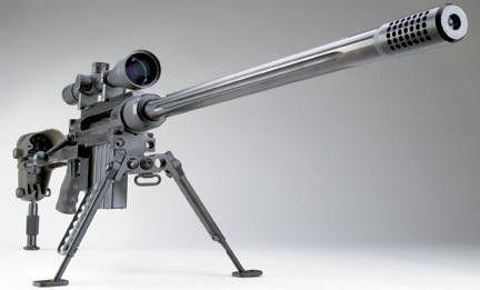 .50 caliber sniper rifle