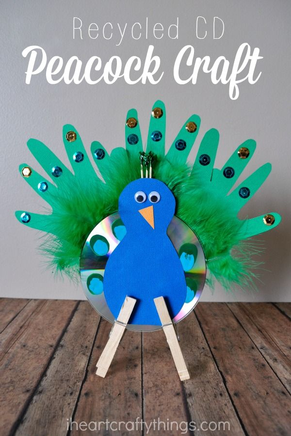 Best 20 peacock crafts ideas on pinterest for Craft ideas for adults using waste material
