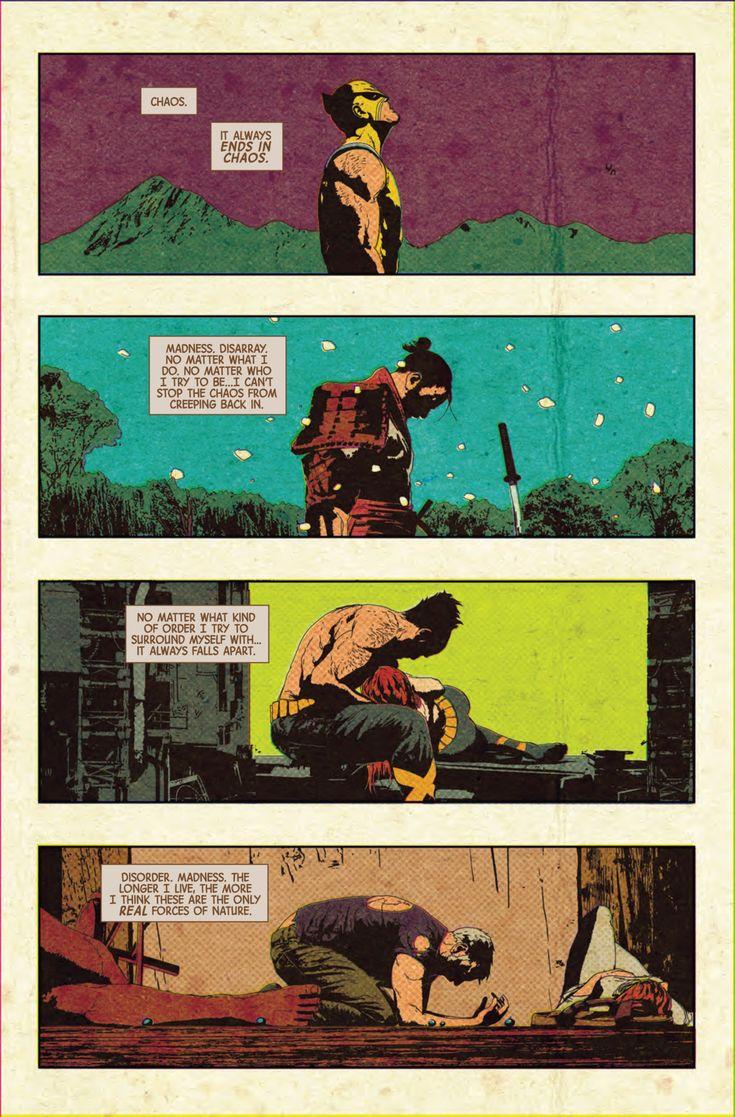 Preview: OLD MAN LOGAN #7 - Comic Vine