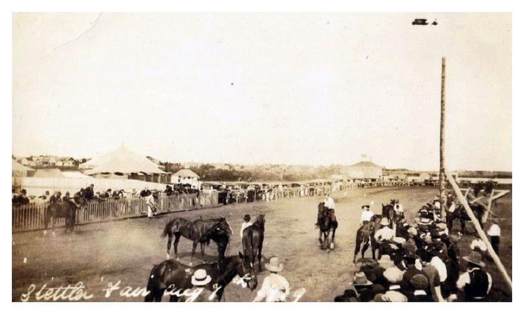 Fair, Stettler  Alberta 1919