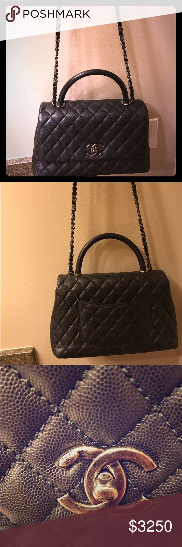Chanel 2015 fall edition handbag The bag was purchased in a Chanel store in San Antonio, TX. Limited edition, durable, used for a little over a year. CHANEL Bags Shoulder Bags