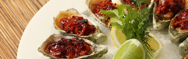 Oysters - Stamford Grand Adelaide
