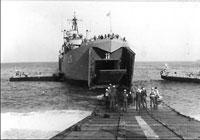 Pontones del Grupo Naval de Playa