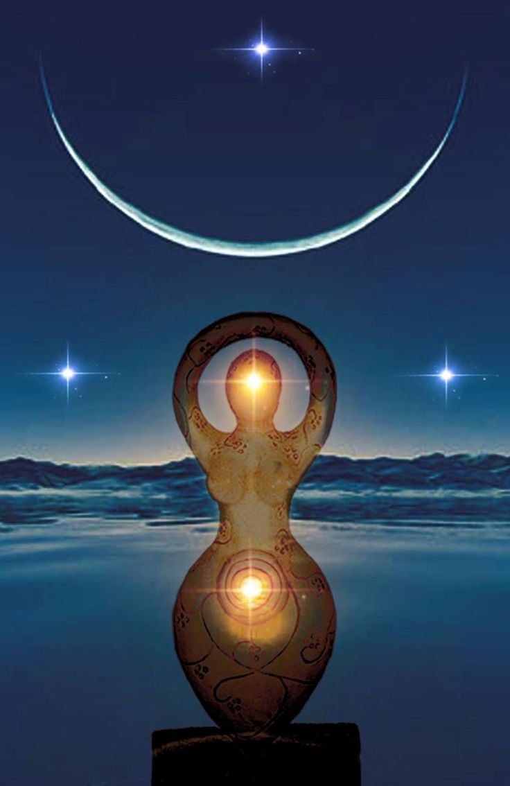 There is nothing fluffy or New agey about the Goddess... She is like the oldest Tree on Earth, the most Ancient Breath of Life, the most Brilliant Light of the Infinite, the Most Deepest Womb of Creation... quoted from The Return of The Divine Feminine page