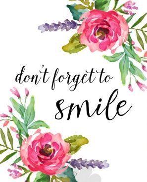 don't forget to smile --  Vergessen Sie nicht zu lächeln                                                                                                                                                                                 More