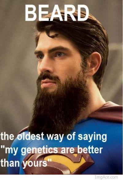 5 redenen waarom mannen een baard laten groeien