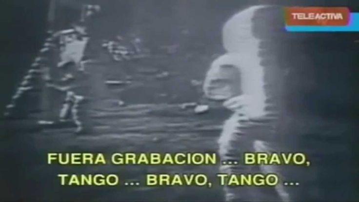 Grabacion del apolo 11 extraterrestres HD - YouTube