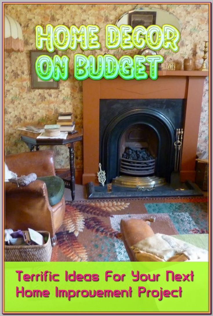 How To Stay On Budget When Making Home Decor Home Decor On Budget Home Decor Budget Home