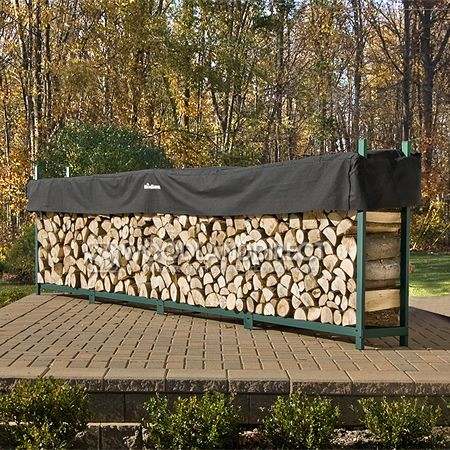 19 best images about firewood racks on pinterest for Cordwood house cost