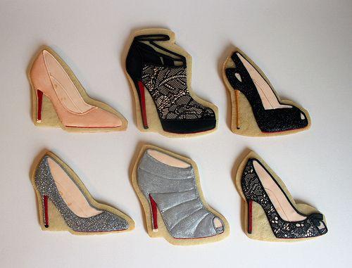 26 Best Shoe Clothes Etc Cookies Images On Pinterest