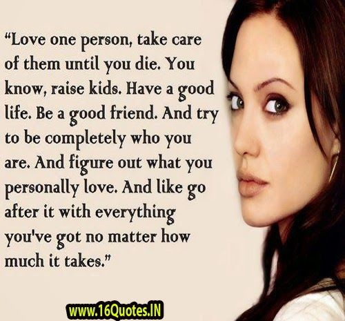 """Best Love Quotes From Songs """"love One Person Take Care Of"""