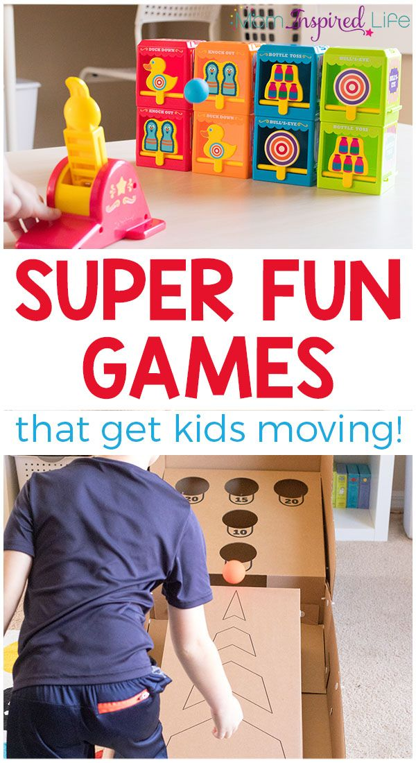 Active Games For Kids That Are Super Fun Fun Learning For Kids