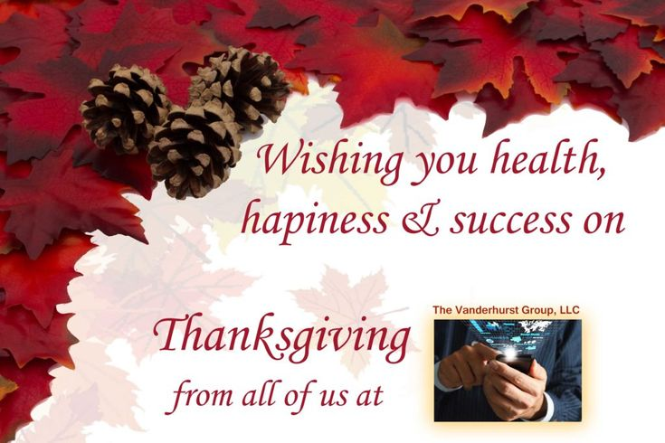 happy thanksgiving http thevanderhurstgroup net blogging happy