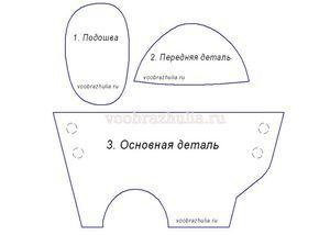 Voobrazhulya - módní oblečení pro panenky s jejich vlastních rukou. - UGG