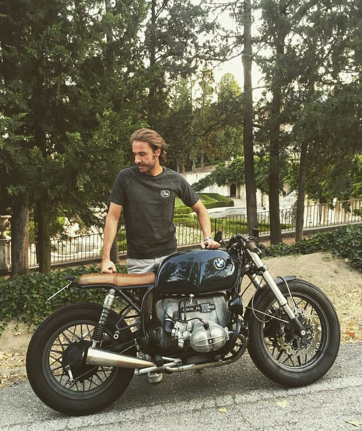 Extrêmement The 25+ best Bmw cafe racer ideas on Pinterest | Café racers, Cafe  VD85