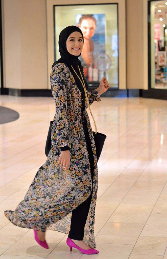 Styles Hijab fashion