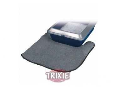 #Trixie Vorleger für #Katzentoiletten grau
