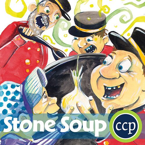 A Literature Kit for the novel Stone Soup, we feature ready-to-use information and activities for beginning readers.