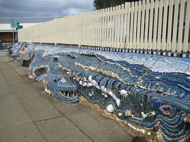 Mosaic in Nambucca Heads NSW
