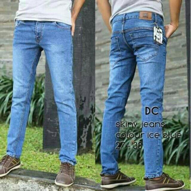 Temukan Celana jeans pria / skinny jeans cowok / panorama76 / slim fit jeans / DC Supreme Cheap Monday dengan potongan 20%! Hanya Rp 124.000. Dapatkan segera di Shopee! http://shopee.co.id/panorama76/386628376 #ShopeeID
