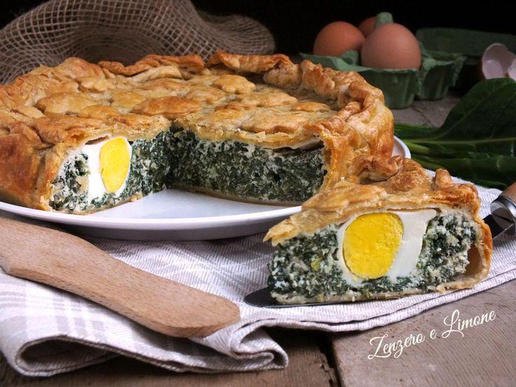 """Poco tempo da dedicare ai fornelli? La soluzione è una """"Torta Pasqualina ricetta semplice"""": più veloce e più facile da fare rispetto a quella tradizionale"""
