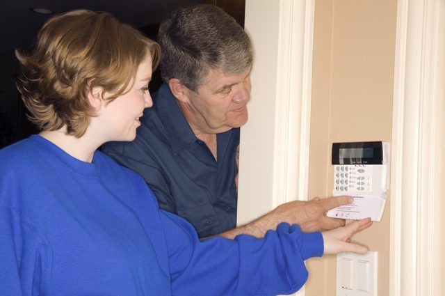 Home Alarm systems for those with hearing loss