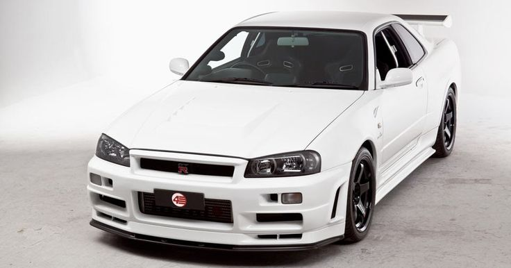 Nissan R34 GT-R V-Spec II Nür R-Tune Is A JDM Special #Classics #Galleries