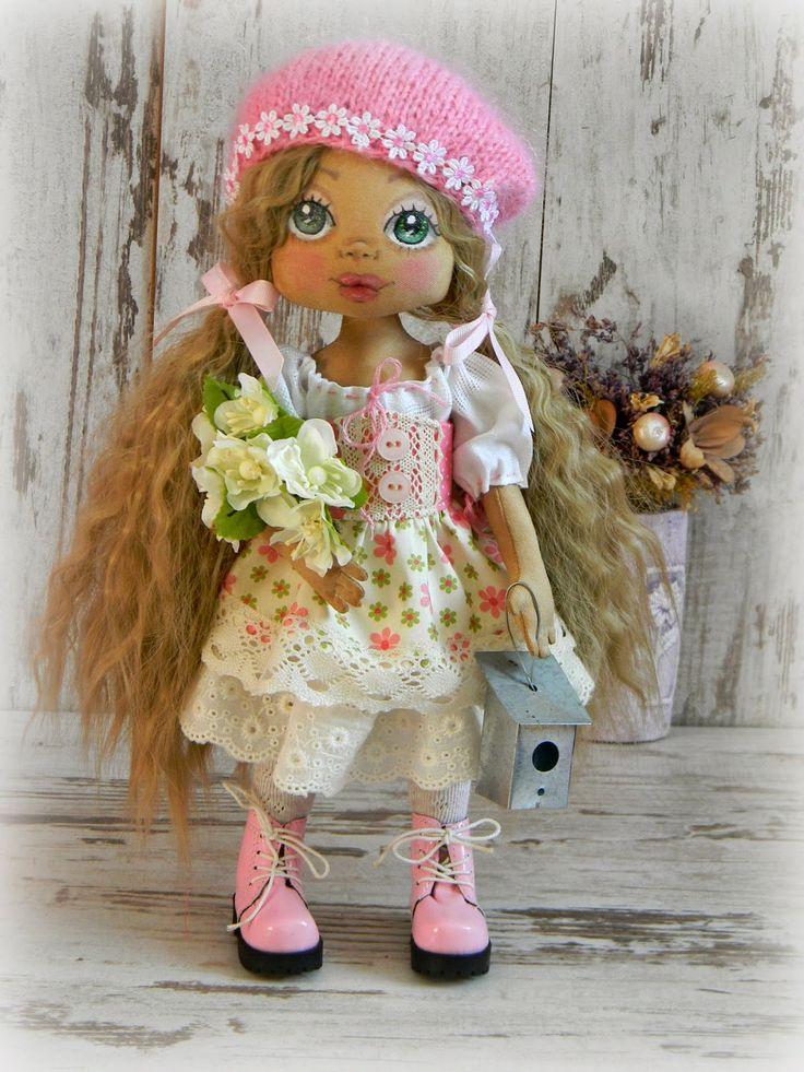 МОИ МЕГА-РАДОСТИ: Кукла Марта.....