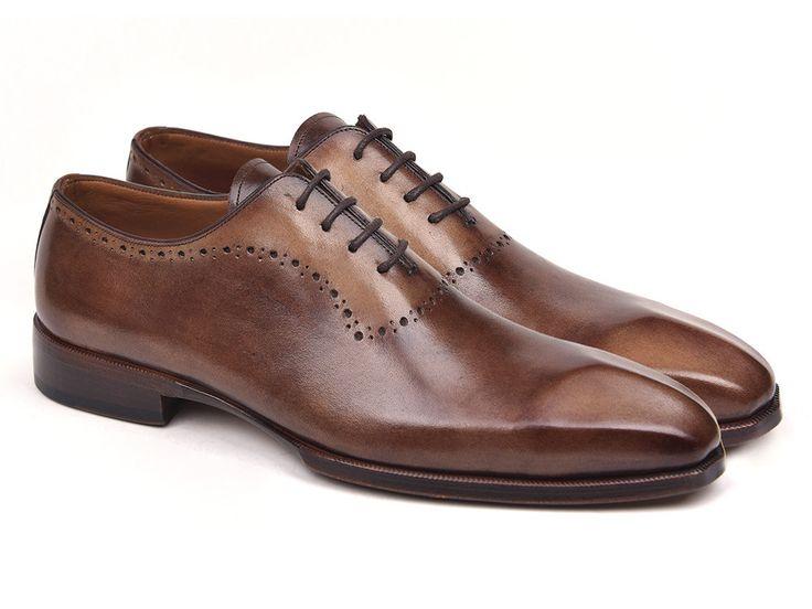 Mens Oxford Shoes Antique Brown - PRO Quality