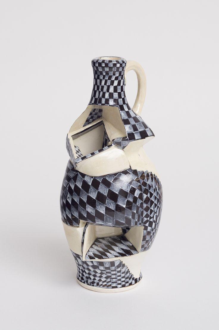 Richard Stratton, Deconstructed Bottle, 2014