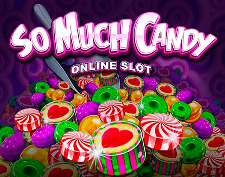 So Much Candy free #slot_machine #game presented by www.Slotozilla.com - World's biggest source of #free_slots where you can play slots for fun, free of charge, instantly online (no download or registration required) . So, spin some reels at Slotozilla! So Much Candy slots direct link: http://www.slotozilla.com/free-slots/candy