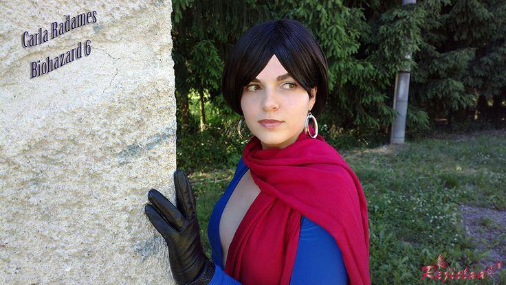 Carla Radames Resident Evil / Biohazard 6 cosplay IV by Rejiclad