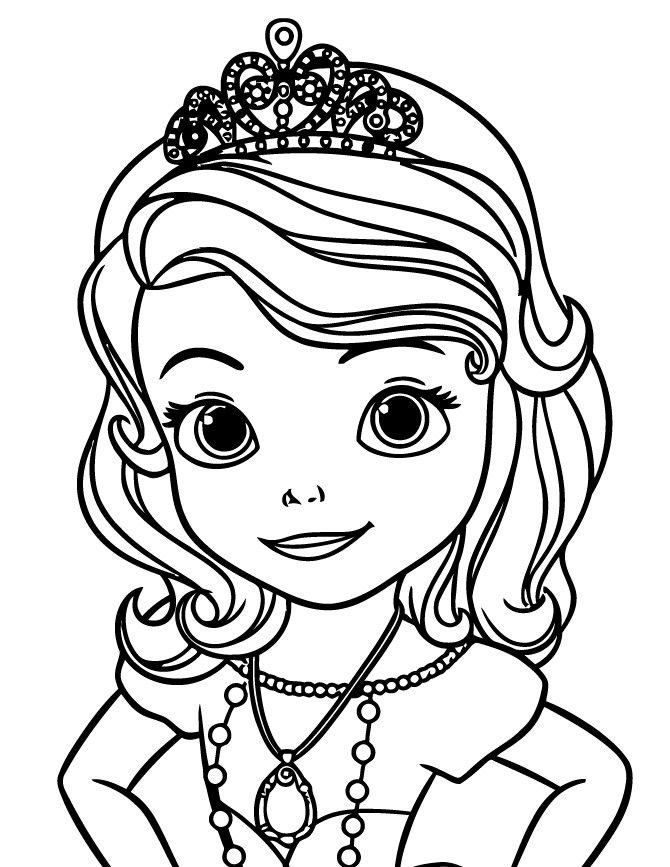 Sofia The First Coloring Pages Inspirational Disney Sofia The First Coloring Page Disney Coloring Pages Disney Princess Coloring Pages Princess Coloring Pages