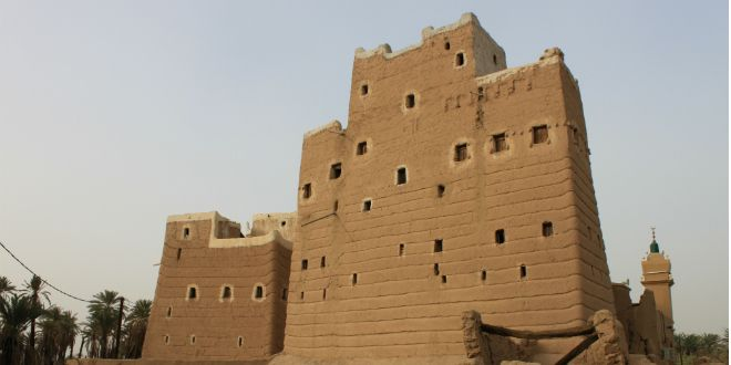 Archaeological Discovery Challenges Islamic Roots of Saudi Arabia - Breaking Israel News | Latest News. Biblical Perspective.  House Reconstructed to Its Original Form by Archaeologists Near the site in Narjan (Photo by Taco Jeddah via Wikimedia)