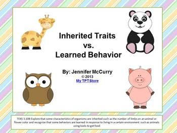 1000+ images about Inherited Traits And Learned Behaviors ...