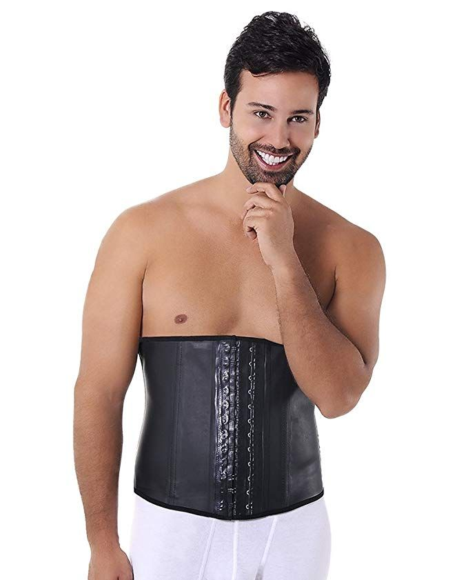 9cfa7d7507 Ann Michell 2 Hook Classic Waist Trainer Girdle For Men  1 Seller Review
