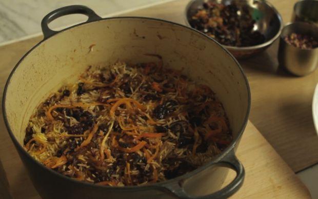 Jewelled Rice Recipe by Reza Mahammad