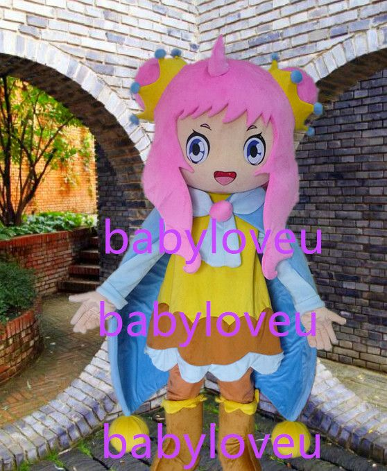 ==> [Free Shipping] Buy Best Hot sale!! New Special girl Mascot Costume Character cartoon christmas halloween Fancy Dress Online with LOWEST Price   32436602022