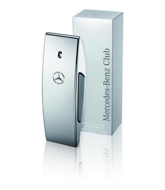"""¡Celebra la noche! LA NUEVA FRAGANCIA MERCEDES-BENZ CLUB.  Luces neón, energía que viene y va en la ciudad, sitios vanguardistas y la compañía de quien comparte contigo un sentimiento: la libertad de vivir con intensidad, son conceptos que evocan la nueva fragancia para hombre Mercedes-Benz Club, un""""perfume para la nueva generación"""". http://www.podiomx.com/2014/02/celebra-la-noche-la-nueva-fragancia.html"""
