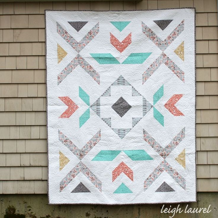 Pebble and Spark by karin jordan in Love Patchwork and Quilting issue 29.