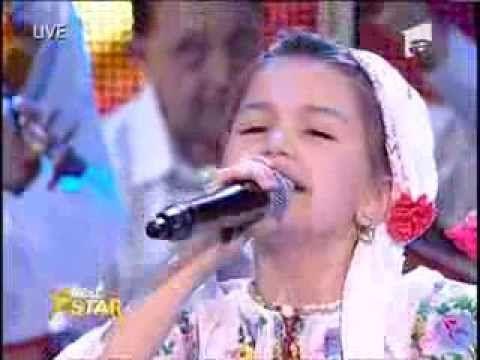 "Ingrid Boengiu - ""Foaie verde, trei alune"" - Next Star"