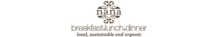Nana restaurant, 3267 S Halsted St, Breakfast and Lunch: 9 a.m.-2:30 p.m. daily  Dinner: 5:30 p.m.-9:30 p.m. Wednesday-Sunday