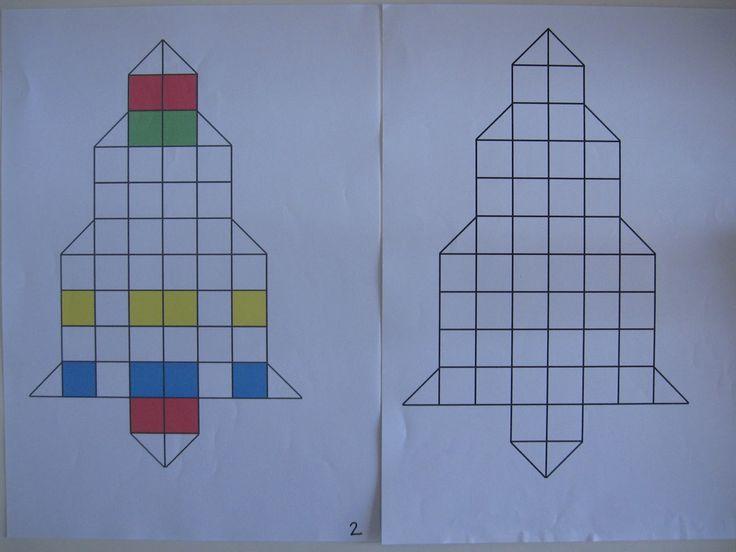 Enseñando a aprender. Aprendiendo a enseñar: El cohete: escritura de cardinales y ubicación en ...