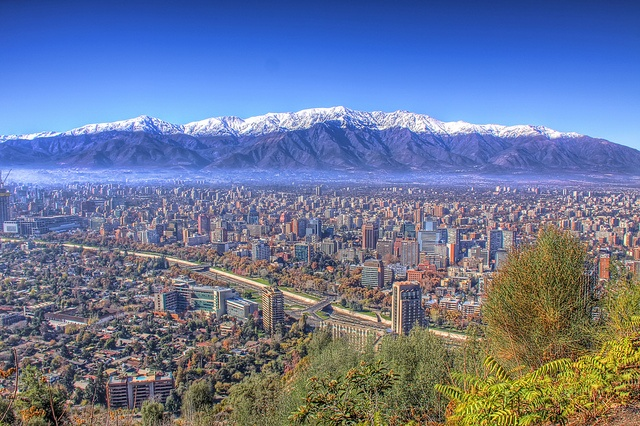 Santiago, Chile.  reservas@chiletravelway.com