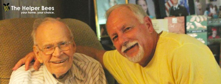 Helper Spotlight: Storytelling with Seniors – Meet Randy and Ervin