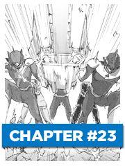 NUSANTARANGER | Penjaga Marcapada | Book 4 OMBAK ch. #23