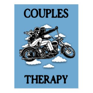 biker wedding postcards zazzle uk
